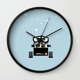 just walle Wall Clock