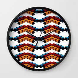 PATTERN GRAPHSPACE Wall Clock