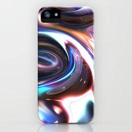 R87 Frctal iPhone Case