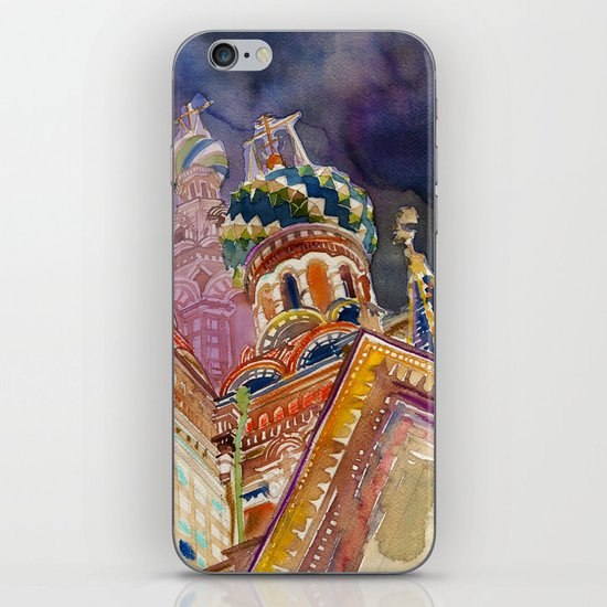 Saint Petersburg iPhone Skin