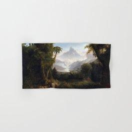 Thomas Cole The Garden of Eden Hand & Bath Towel