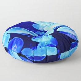 Jellyfish Floor Pillow