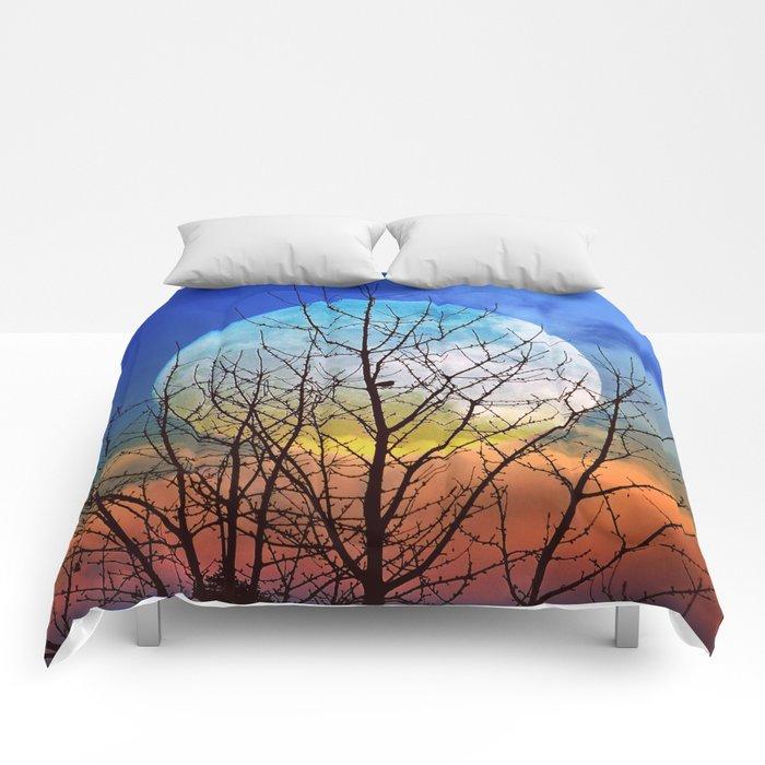The moonwatcher Comforters