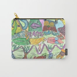Imaginary world Carry-All Pouch