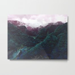 Hometown Valley ~Keikoku~ Metal Print