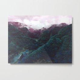 Hometown Valley ~Keikoku~ Metal Print