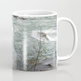 Raging River (portrait) Coffee Mug