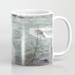 Raging River (portrait) Coffee Mug