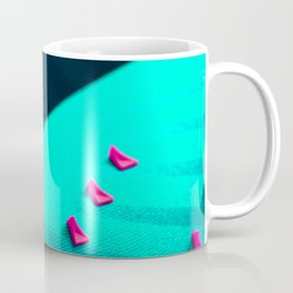 Grass of Pink Coffee Mug