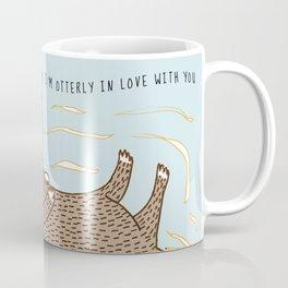 Otterly In Love Mug