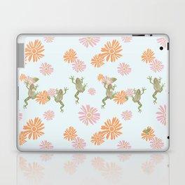 dancing frogs Laptop & iPad Skin