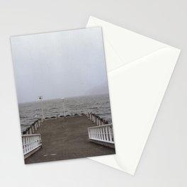 Nikko mountain lake 002 Stationery Cards