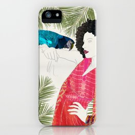 Rainforest Vogue iPhone Case
