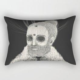 HOLLOWED MAN Rectangular Pillow