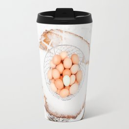 Fresh Eggs Travel Mug