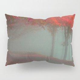 Crimson Path Pillow Sham