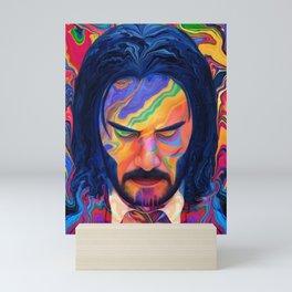 John Wick 2 Mini Art Print
