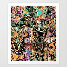 Extended  Art Print