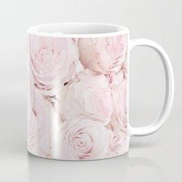 Roses have thorns - Floral Flower Pink Rose Flowers Coffee Mug