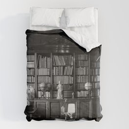 A Novel's Dream Home Comforters