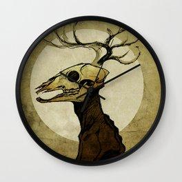 Perkele Wall Clock