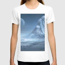 Travel On Fantasy Planet T-shirt