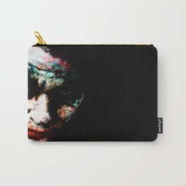 Why So Serious ? Carry-All Pouch