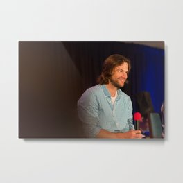 Jared Padalecki | DCcon 2014 Metal Print