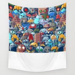robolutions Wall Tapestry