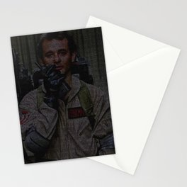 Venkman: Ghostbusters Screenplay Print Stationery Cards