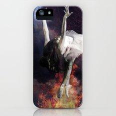 The Dancer Slim Case iPhone (5, 5s)