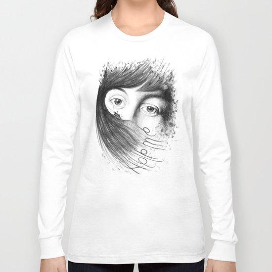 help me. Long Sleeve T-shirt