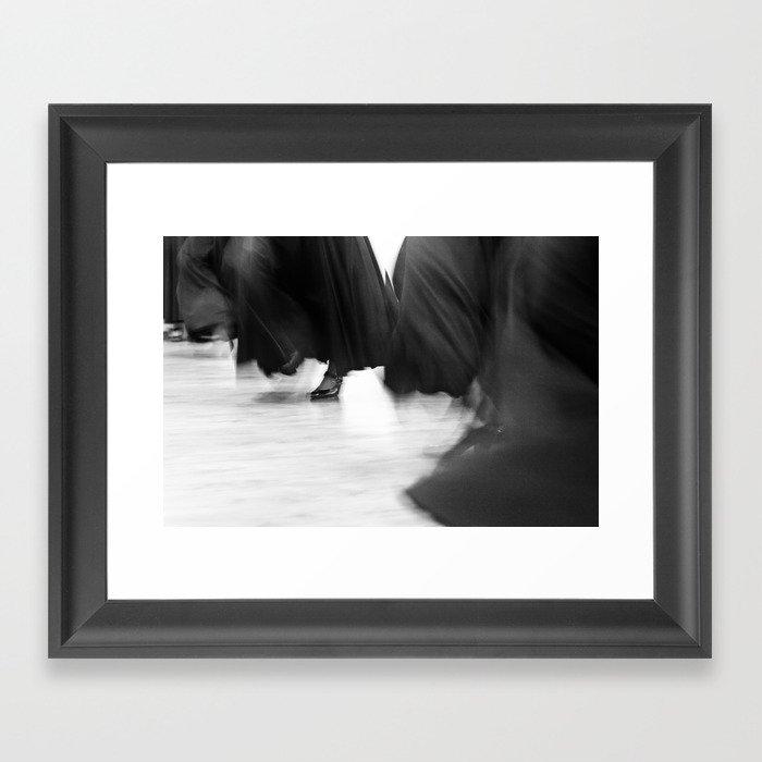 oléé Framed Art Print