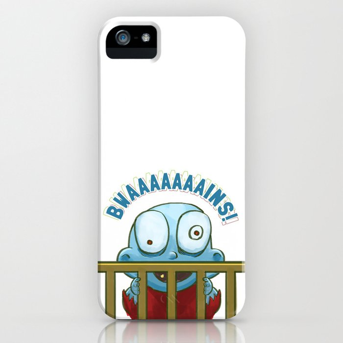 Nobody puts Baby Zombie in a corner! iPhone Case