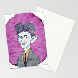 Kafka Stationery Cards