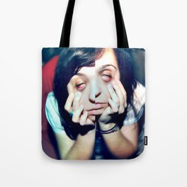 I hate taking the bus home Tote Bag