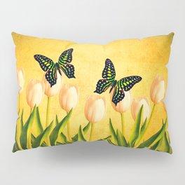 In the Butterfly Garden Pillow Sham