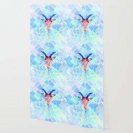 capricorn neon 2 Wallpaper