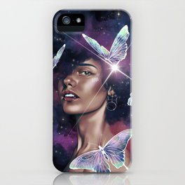 So high in the Sky iPhone Case