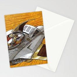 Chrono Trigger Epoch Stationery Cards
