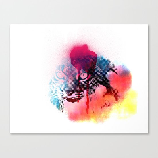 LINCE Canvas Print