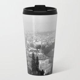 Prague city Travel Mug