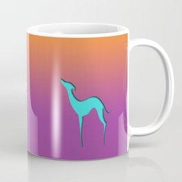 Greyhound Coffee Mug