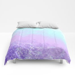 Mesmer'd Spring Comforters