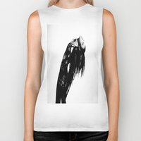 charli xcx Biker Tanks featuring So Far Away ~ Charli XCX by Michelle Rosario
