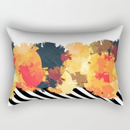The Fall Patterns #3  Rectangular Pillow