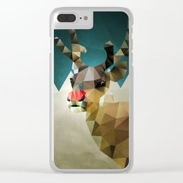 So This is Christmas Clear iPhone Case