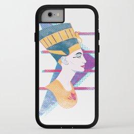 Nefertiti/Nagel iPhone Case