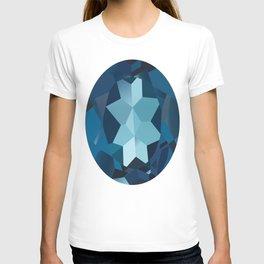 Precious sapphire. T-shirt