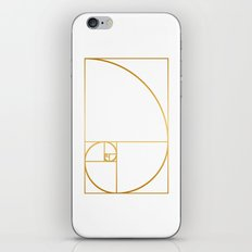 That's Golden I iPhone Skin